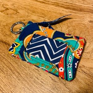 Vera Bradley Card Holder Wallet